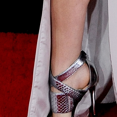 """<p>The Pitch Perfect actress basically leg-bombed in her Azarro gown at every opportunity to show of these KILLER shoes. And we thank her for it.</p><p><a href=""""http://www.cosmopolitan.co.uk/celebs/entertainment/grammys-2014-watch-live-red-carpet-coverage"""" target=""""_blank"""">SEE THE GRAMMYS 2014 RED CARPET DRESSES</a></p><p><a href=""""http://www.cosmopolitan.co.uk/fashion/news/golden-globes-red-carpet-dresses?click=main_sr"""" target=""""_blank"""">ALL THE DRESSES AT THE 2014 GOLDEN GLOBES</a></p><p><a href=""""http://www.cosmopolitan.co.uk/fashion/news/golden-globes-2014-fashion-trends?click=main_sr"""" target=""""_blank"""">5 HOT FASHION TRENDS ON THE GOLDEN GLOBES RED CARPET 2014</a></p>"""