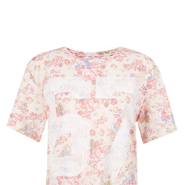 <p>For less than seven sheets, you can tick off LOADS of spring fashion trends - sports luxe, florals AND midriff-baring? Our work here is done...</p>