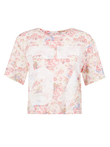 "<p>For less than seven sheets, you can tick off LOADS of spring fashion trends - sports luxe, florals AND midriff-baring? Our work here is done...</p> <p>Floral crop top, £6.99, <a href=""http://www.newlook.com/shop/womens/jersey-tops/pink-neon-floral-67-crop-t-shirt_297451179"" target=""_blank"">newlook.com</a></p> <p><a href=""http://www.cosmopolitan.co.uk/fashion/shopping/spring-fashion-trends-2014?page=1"" target=""_blank"">7 BIG spring fashion trends for 2014</a></p> <p><a href=""http://www.cosmopolitan.co.uk/fashion/news/kelly-kapowski-90s-fashion"" target=""_blank"">Spring fashion inspiration from Kelly Kapowski</a></p> <p><a href=""http://www.cosmopolitan.co.uk/fashion/news/"" target=""_blank"">Get the latest fashion news</a></p>"