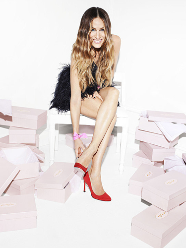 "<p>Hello, lover! Sarah Jessica Parker has finally unveiled her <a href=""http://cosmopolitan.co.uk/fashion/news/Sarah-Jessica-Parker-debut-shoe-collection?click=main_sr"" target=""_blank"">debut footwear collection</a> for American department store Nordstrom - and it's SO worth the wait.</p> <p>Full of prettyful foot candy, the collection is a collaborative effort between SJP and George Malkemus, CEO of Manolo Blahnik AKA Carrie's favourite shoe brand.</p> <p>""I've taken inspiration from things in my life such as the grosgrain ribbons I tied in my hair as a girl, to the flower accents from the Sex and the City wardrobe, to references to classic styles from the late Seventies and early Eighties,"" said Carrie, er, we mean SJP.</p> <p>""I'm a firm believer in quality and timelessness and have created this collection with the hopes that women will love wearing it for years to come.""</p> <p><strong>CLICK THROUGH TO SEE OUR TOP TEN SHOES FROM THE SJP RANGE >>></strong></p>"
