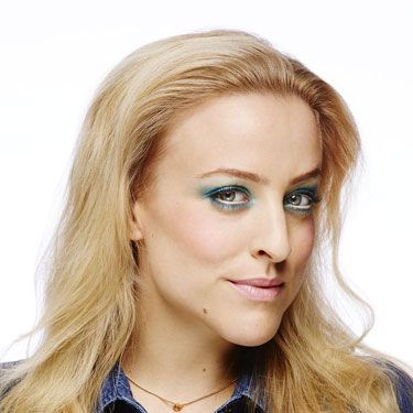 """<p>I'm a black eyeliner kind of gal, so I find the explosion of green on my eyelids terrifying. I have a breakfast booked at the uber-posh Wolseley on London's Piccadilly, and keep my head down as I pass the other well-to-do diners. """"I <em>love</em> your eyeshadow,"""" exclaims the PR I'm meeting. """"It looks really fresh and exciting."""" She seems genuine, but would she say otherwise? At work, the office finance guy looks a bit taken aback and then says in a shocked voice, """"I actually quite like it."""" Er, thanks? That evening, my hairdresser tells me, """"I don't hate it, it's just not you."""" (Gotta love some Aussie honesty.)</p><p><a href=""""http://www.debenhams.com/webapp/wcs/stores/servlet/prod_10701_10001_123883005699_-1"""">Cargo Cosmetics Single Eye Shadow in Aegean, £12</a></p><p> </p><p><a href=""""http://www.cosmopolitan.co.uk/beauty-hair/beauty-tips/how-to-wear-bright-makeup?click=main_sr"""">10 TIPS FOR WEARING BRIGHT MAKEUP</a></p><p><a href=""""http://www.cosmopolitan.co.uk/beauty-hair/news/trends/beauty-products/beauty-lab-review-bright-eyeliners?click=main_sr"""">TWIN TRIALS: BRIGHT EYELINER </a></p><p><a href=""""http://www.cosmopolitan.co.uk/beauty-hair/news/trends/beauty-products/august-beauty-lab-buys"""">COSMO'S BEST NEW BEAUTY BUY </a></p>"""
