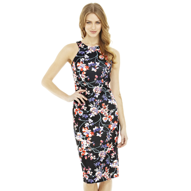 """<p>Be prim AND properly HAWT in this floral scuba dress with a racerback neck from F&F. Just add heels.</p><p>F+F floral scuba dress, £20, <a href=""""http://www.clothingattesco.com/dresses/f+f-floral-scuba-dress/invt/jg411748&bklist=icat,4,shop,catgwomens,womens-dresses"""" target=""""_blank"""">clothingattesco.com</a></p><p><a href=""""http://www.cosmopolitan.co.uk/fashion/shopping/date-outfit-dress-ideas"""" target=""""_blank"""">10 DREAMY DATE DRESSES SET TO IMPRESS</a></p><p><a href=""""http://www.cosmopolitan.co.uk/fashion/shopping/dress-spring-fashion-trends-2014"""" target=""""_blank"""">12 DRESSES THAT SCREAM SPRING</a></p><p><a href=""""http://www.cosmopolitan.co.uk/archive/fashion/shopping/new-in-store/0/8"""" target=""""_blank"""">WHAT TO WEAR THIS WEEK</a></p>"""