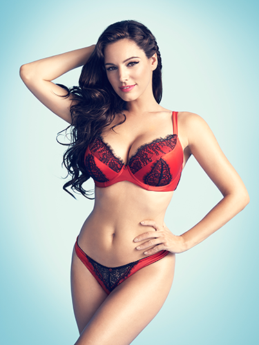 "<p>They say red's the colour of passion, don't they? This gorgeous set will get your Valentine's sizzling...</p> <p>Bra £16.99, knickers £7.99, <a href=""http://www.newlook.com/shop/womens/lingerie/kelly-brook-red-and-black-embroidered-balconette-bra_293492569"" target=""_blank"">newlook.com</a></p> <p><a href=""http://www.cosmopolitan.co.uk/fashion/shopping/valentines-day-sexy-lingerie?click=main_sr"" target=""_blank"">SEXY LINGERIE FOR VALENTINE'S DAY</a></p> <p><a href=""http://www.cosmopolitan.co.uk/celebs/celebrity-gossip/kelly-brook-david-mcintosh-beach-trip"" target=""_blank"">KELLY BROOK ENJOYS HOLIDAY WITH NEW BOYF</a></p> <p><a href=""http://www.cosmopolitan.co.uk/fashion/shopping/womens-clothing-under-ten-pounds"" target=""_blank"">FASHION UNDER A TENNER: COSMO BUY OF THE DAY</a></p>"