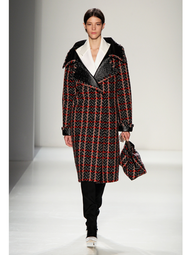 "<p>So basically we want this coat (and matching bag) for winter.</p> <p><a href=""http://www.cosmopolitan.co.uk/fashion/Fashion-week/fashion-week-daily-live-streams"" target=""_blank"">WATCH NEW YORK FASHION WEEK LIVE (FROM YOUR SOFA)</a></p> <p><a href=""http://cosmopolitan.co.uk/fashion/news/victoria-beckham-fashion-skype-documentary?click=main_sr"" target=""_blank"">GO BEHIND-THE-SCENES AT VB'S FASHION LABEL HQ</a></p> <p><a href=""http://www.cosmopolitan.co.uk/fashion/shopping/dress-spring-fashion-trends-2014"" target=""_blank"">SHOP 12 DRESSES THAT SCREAM SPRING</a></p>"