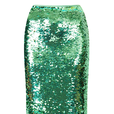 """<p>This season, sequins ain't just for partying in. Bedazzle by day in this shimmering skirt. Dress down with a slogan sweater and pimped-up kicks.</p><p>Sequin pencil skirt, £65, <a href=""""http://www.topshop.com/en/tsuk/product/new-in-this-week-2169932/new-in-this-week-493/mint-sequin-pencil-skirt-2663988"""" target=""""_blank"""">topshop.com</a></p><p><a href=""""http://www.cosmopolitan.co.uk/fashion/shopping/spring-fashion-trends-2014?page=1"""" target=""""_blank"""">7 BIG FASHION TRENDS FOR SPRING 2014</a></p><p><a href=""""http://www.cosmopolitan.co.uk/fashion/shopping/chanel-couture-trainers-high-street"""" target=""""_blank"""">SHOP 10 SOUPED-UP SNEAKERS</a></p><p><a href=""""http://www.cosmopolitan.co.uk/fashion/shopping/date-dresses-curvy-girls"""" target=""""_blank"""">8 DATE DRESSES FOR CURVY GIRLS</a></p>"""