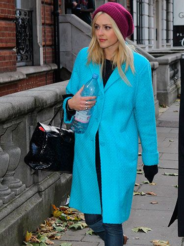 "<p>It's official we're renaming her Fearne Coaton. Yet another corker of a coat, we love the bright hue of this knee-length number, bringing a little colour into Autumn. This is the perfect casual coat - the waffle knit texture, the length and of course colour make this ideal for walks in the city on blustery weekends.</p> <p><a href=""http://www.cosmopolitan.co.uk/fashion/shopping/winter-coats-less-than-50-pounds?click=main_sr"" target=""_blank"">SHOP 6 WINTER COATS FOR £50 OR LESS</a></p> <p><a href=""http://www.cosmopolitan.co.uk/fashion/shopping/what-to-wear-to-winter-wedding?click=main_sr"" target=""_blank"">WHAT TO WEAR TO A WINTER WEDDING</a></p> <p><a href=""http://www.cosmopolitan.co.uk/fashion/shopping/christmas-jumpers-2013-primark-womens?click=main_sr"" target=""_blank"">FIRST LOOK: PRIMARK CHRISTMAS JUMPERS ARE HERE</a></p>"
