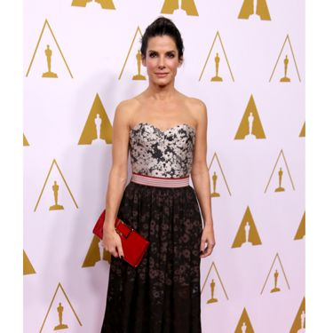 """<p>Sandra Bullock is nominated for best actress in a leading role for Gravity. We think her red carpet attire this season has been pretty wow-worthy, too.</p><p><a href=""""http://www.cosmopolitan.co.uk/fashion/news/celebs-new-york-fashion-week-aw14"""" target=""""_blank"""">CELEBRITY STYLE AT NEW YORK FASHION WEEK</a></p><p><a href=""""http://cosmopolitan.co.uk/fashion/celebrity/lupita-nyongo-who-is-she?click=main_sr"""" target=""""_blank"""">10 THINGS YOU SHOULD KNOW ABOUT LUPITA NYONG'O</a></p><p><a href=""""http://cosmopolitan.co.uk/fashion/shopping/date-dresses-curvy-girls?click=main_sr"""" target=""""_blank"""">SHOP 8 GREAT DATE DRESSES FOR CURVY GIRLS</a></p>"""
