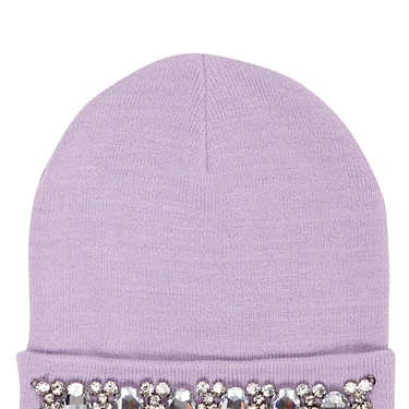 """<p>Switch up your dreary winter beanie for a pimped-up version in one of this season's sugary shades. Way to saty cosy while looking cute. </p><p>Embelished beanie, £15, <a href=""""http://www.riverisland.com/women/accessories/hats/Lilac-embellished-beanie-hat-651501"""" target=""""_blank"""">riverisland.com</a></p><p><a href=""""http://www.cosmopolitan.co.uk/fashion/shopping/spring-fashion-trends-2014?page=1"""" target=""""_blank"""">7 BIG FASHION TRENDS FOR SPRING 2014</a></p><p><a href=""""http://www.cosmopolitan.co.uk/fashion/shopping/sexy-bras-big-breasts"""" target=""""_blank"""">5 SEXY BRAS FOR BIG BOOBS</a></p><p><a href=""""http://www.cosmopolitan.co.uk/fashion/news/Topshop-Unique-autumn-winter-2014-London-Fashion-Week"""" target=""""_blank"""">TOPSHOP UNIQUE'S BEST BITS FOR AW14</a></p>"""