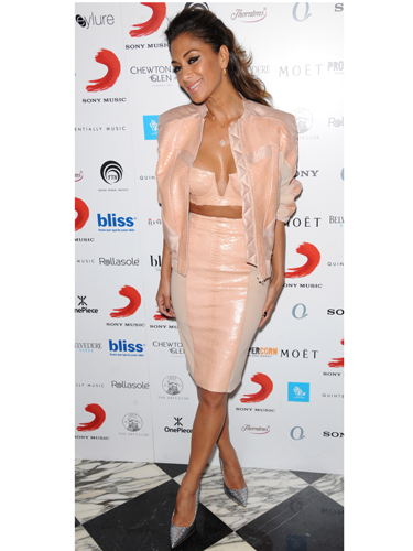 "<p>Shiny happy Scherzy! Whatta FOX.</p> <p><a href=""http://www.cosmopolitan.co.uk/fashion/news/brits-red-carpet-2014"" target=""_blank"">WHAT DID THE CELEBS WEAR ON THE BRITS RED CARPET?</a></p> <p><a href=""http://www.cosmopolitan.co.uk/fashion/news/celebs-new-york-fashion-week-aw14"" target=""_blank"">CELEBRITY FRONT ROW FASHION AT LFW</a></p> <p><a href=""http://www.cosmopolitan.co.uk/fashion/news/baftas-red-carpet-2014?click=main_sr"" target=""_blank"">SEE CELEBS LOOKING FINE AT THE BAFTAS 2014</a></p> <p> </p> <div style=""overflow: hidden; color: #000000; background-color: #ffffff; text-align: left; text-decoration: none;""> </div>"
