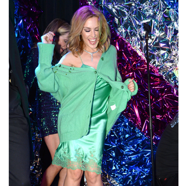 """<p>Kylie, spinning around (sorrynotsorry) like the little green goddess she is.</p><p><a href=""""http://www.cosmopolitan.co.uk/fashion/news/brits-red-carpet-2014"""" target=""""_blank"""">WHAT DID THE CELEBS WEAR ON THE BRITS RED CARPET?</a></p><p><a href=""""http://www.cosmopolitan.co.uk/fashion/news/celebs-new-york-fashion-week-aw14"""" target=""""_blank"""">CELEBRITY FRONT ROW FASHION AT LFW</a></p><p><a href=""""http://www.cosmopolitan.co.uk/fashion/news/baftas-red-carpet-2014?click=main_sr"""" target=""""_blank"""">SEE CELEBS LOOKING FINE AT THE BAFTAS 2014</a></p><p> </p><div style=""""overflow: hidden&#x3B; color: #000000&#x3B; background-color: #ffffff&#x3B; text-align: left&#x3B; text-decoration: none&#x3B;""""> </div>"""