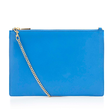"""<p>""""In an attempt to de-clutter my life, this electric blue number will take me through to summer AND stop me from carrying the kitchen sink."""" - Holly Coopey, Fashion Co-ordinator</p><p>Leather chain pouch, £75, <a href=""""http://www.whistles.co.uk/fcp/categorylist/dept/accessories-bags?resetFilters=true#product=903000061402"""" target=""""_blank"""">whistles.co.uk</a></p><p><a href=""""http://www.cosmopolitan.co.uk/archive/fashion/shopping/new-in-store/0/8"""" target=""""_blank"""">SHOP NEW IN STORE NOW</a></p><p><a href=""""http://www.cosmopolitan.co.uk/fashion/shopping/spring-fashion-trends-2014?page=1"""" target=""""_blank"""">7 BIG FASHION TRENDS FOR SPRING 2014</a></p><p><a href=""""http://www.cosmopolitan.co.uk/fashion/shopping/mulberry-cara-delevingne-handbag-collection"""" target=""""_blank"""">SEE CARA DELEVINGNE'S MULBERRY BAG COLLECTION</a></p>"""