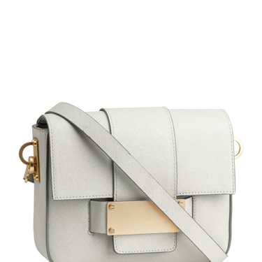 """<p>Looking for a neutral bag that goes with everything? This little light grey number will tick all your boxes.  It would look great with jeans, work-suits and even party-wear. Sleek and smart and less than £20!"""" - Sairey Stemp, Fashion Editor</p><p>Shoulder bag, £19.99, <a href=""""http://www.hm.com/gb/product/23136?article=23136-B"""" target=""""_blank"""">hm.com</a></p><p><a href=""""http://www.cosmopolitan.co.uk/archive/fashion/shopping/new-in-store/0/8"""" target=""""_blank"""">SHOP NEW IN STORE NOW</a></p><p><a href=""""http://www.cosmopolitan.co.uk/fashion/shopping/spring-fashion-trends-2014?page=1"""" target=""""_blank"""">7 BIG FASHION TRENDS FOR SPRING 2014</a></p><p><a href=""""http://www.cosmopolitan.co.uk/fashion/shopping/mulberry-cara-delevingne-handbag-collection"""" target=""""_blank"""">SEE CARA DELEVINGNE'S MULBERRY BAG COLLECTION</a></p>"""