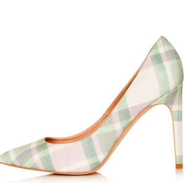 """<p>These too-cute courts in crazy candy colours will add the perfect ladylike touch to ripped jeans.</p><p>Pastel check court shoes, £58, <a href=""""http://www.topshop.com/en/tsuk/product/shoes-430/heels-458/glory-high-court-shoes-2694542?bi=1&ps=200"""" target=""""_blank"""">topshop.com</a></p><p><a href=""""http://www.cosmopolitan.co.uk/fashion/shopping/spring-fashion-trends-2014?page=1"""" target=""""_blank"""">7 BIG FASHION TRENDS FOR SPRING 2014</a></p><p><a href=""""http://www.cosmopolitan.co.uk/fashion/shopping/handbags-spring-fashion-high-street"""" target=""""_blank"""">12 HOT HANDBAGS FOR £75 OR LESS</a></p><p><a href=""""http://www.cosmopolitan.co.uk/fashion/shopping/sexy-bras-big-breasts"""" target=""""_blank"""">SHOP: 5 SEXY BRAS FOR BIG BOOBS</a></p>"""