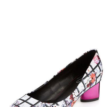 """<p>""""I can't believe this fancy footwear is M&S! From the graphic floral print, to the metallic block heel, these cute courts will look just dreamy with ripped 'n' rolled jeans and a bright knit. LOVE."""" - Natalie Wall, Online Fashion Editor</p><p>Metal heel courts, £29.50, <a href=""""http://www.marksandspencer.com/metal-heel-court-shoes-with-insolia/p/p22278091?colour=PinkMix"""" target=""""_blank"""">marksandspencer.com</a></p><p><a href=""""http://www.cosmopolitan.co.uk/fashion/shopping/handbags-spring-fashion-high-street"""" target=""""_blank"""">NEW SEASON ARM CANDY: 12 HOT HANDBAGS</a></p><p><a href=""""http://www.cosmopolitan.co.uk/fashion/shopping/spring-fashion-trends-2014?page=1"""" target=""""_blank"""">7 BIG FASHION TRENDS FOR SPRING 2014</a></p><p><a href=""""http://www.cosmopolitan.co.uk/archive/fashion/shopping/new-in-store/0/8"""" target=""""_blank"""">SHOP NEW IN STORE NOW</a></p>"""