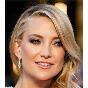 <p>Shimmering, etheral and feather-light, Kate's makeup was bordering on ANGELIC.<strong><br /></strong></p>
