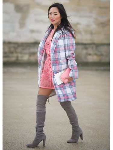 "<p>This is everything we want in an outfit and more. The muted checks! The sheer lace dress! The dove grey over-knee boots! Whatta look! WHATTA GAL.</p> <p><a href=""http://www.cosmopolitan.co.uk/fashion/news/celebs-new-york-fashion-week-aw14"" target=""_blank"">NOW SEE WHAT THE CELEBS ARE WEARING ON THE FROW</a></p> <p><a href=""http://www.cosmopolitan.co.uk/fashion/news/new-york-fashion-week-street-style-aw14"" target=""_blank"">STREET STYLE FROM NEW YORK FASHION WEEK</a></p> <p><a href=""http://www.cosmopolitan.co.uk/fashion/news/london-fashion-week-street-style-aw14"" target=""_blank"">LONDON FASHION WEEK STREET STYLE</a></p> <div style=""overflow: hidden; color: #000000; background-color: #ffffff; text-align: left; text-decoration: none;""> </div>"