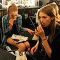 "<p>A good diet is essential for the catwalk queens to look and feel their best. Which is why London's own go-to A-list nutrition powerhouse The Detox Kitchen is fully booked for London Fashion Week, catering for big names including Alice Temperley and Julien Macdonald's teams, the Richard Nicolls show, and top models from Elle MacPherson to Agness Deyn.</p> <p>The Detox Kitchen founder Lily Simpson explains, 'They are eating quinoa and cashew nut salad with chicken burgers, pearl barley and butternut squash, avocado snack pots, mini raw cacao truffles, goji berry and cashew oat bars and lots of delicious fresh juices.'</p> <p>So if you want to know exactly what's fuelling the biggest stars of London Fashion Week... click through for their nutrition secrets AND recipes so you too can eat like a super...</p> <p><a href=""http://www.cosmopolitan.co.uk/diet-fitness/diets/food-at-fashion-week"" target=""_blank"">MODELS DO EAT: BACKSTAGE FOOD AT LFW</a></p> <p><a href=""http://www.cosmopolitan.co.uk/diet-fitness/diets/how-to-eat-healthy"" target=""_blank"">7 STEPS TO A HEALTHIER DIET </a></p> <p><a href=""http://www.cosmopolitan.co.uk/diet-fitness/diets/superfood-smoothie-ingredients-to-boost-health"" target=""_blank"">7 SUPERFOOD SMOOTHIE INGREDIENTS</a></p>"