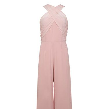 """<p>If you've got a fancy do or wedding to go to this spring and want an alternative to a dress, this floaty jumpsuit is just the ticket. DREAMY.</p><p>Pink wrap jumpsuit, £55, <a href=""""http://www.missselfridge.com/webapp/wcs/stores/servlet/ProductDisplay?searchTerm=wrap+jumpsuit&storeId=12554&productId=14054350&urlRequestType=Base&categoryId=&langId=-1&productIdentifier=product&catalogId=33055"""" target=""""_blank"""">missselfridge.com</a></p><p><a href=""""http://www.cosmopolitan.co.uk/fashion/shopping/spring-shoes-fashion-high-street"""" target=""""_blank"""">STEP INTO NEW SEASON: 10 PAIRS OF SPRING-LIKE SHOES</a></p><p><a href=""""http://www.cosmopolitan.co.uk/fashion/shopping/handbags-spring-fashion-high-street"""" target=""""_blank"""">NEW SEASON ARM CANDY: 12 HOT HANDBAGS</a></p><p><a href=""""http://www.cosmopolitan.co.uk/fashion/shopping/spring-fashion-trends-2014?page=1"""" target=""""_blank"""">7 BIG FASHION TRENDS FOR SPRING 2014</a></p>"""