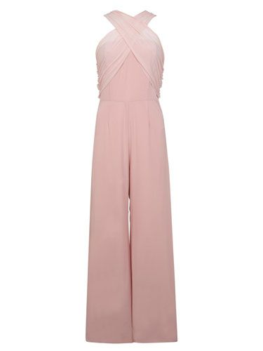 """<p>If you've got a fancy do or wedding to go to this spring and want an alternative to a dress, this floaty jumpsuit is just the ticket. DREAMY.</p> <p>Pink wrap jumpsuit, £55, <a href=""""http://www.missselfridge.com/webapp/wcs/stores/servlet/ProductDisplay?searchTerm=wrap+jumpsuit&storeId=12554&productId=14054350&urlRequestType=Base&categoryId=&langId=-1&productIdentifier=product&catalogId=33055"""" target=""""_blank"""">missselfridge.com</a></p> <p><a href=""""http://www.cosmopolitan.co.uk/fashion/shopping/spring-shoes-fashion-high-street"""" target=""""_blank"""">STEP INTO NEW SEASON: 10 PAIRS OF SPRING-LIKE SHOES</a></p> <p><a href=""""http://www.cosmopolitan.co.uk/fashion/shopping/handbags-spring-fashion-high-street"""" target=""""_blank"""">NEW SEASON ARM CANDY: 12 HOT HANDBAGS</a></p> <p><a href=""""http://www.cosmopolitan.co.uk/fashion/shopping/spring-fashion-trends-2014?page=1"""" target=""""_blank"""">7 BIG FASHION TRENDS FOR SPRING 2014</a></p>"""