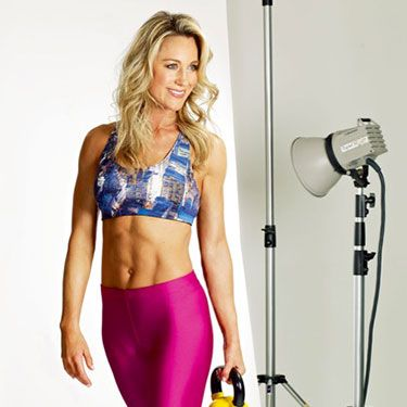 <p>Caroline is a sports presenter and the go-to fitness model for the likes of Nike and Adidas. How does she define those killer abs?</p>