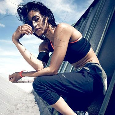 <p>Madonna's go-to dancer Sofia Boutella hit the big screen in the film StreetDance 2. How does she stay in shape?</p>