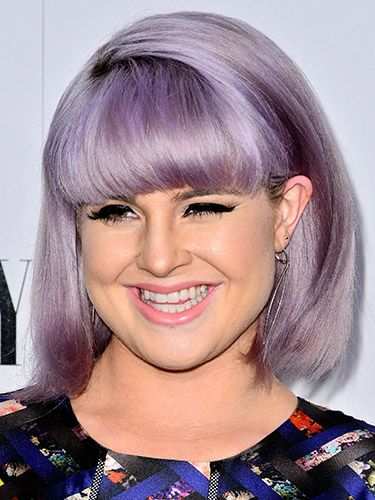 "<p>Kelly's lilac locks are trend-setting - with the likes of Nicole Richie and Ireland Baldwin copying her colour this year, but her cut is just as cool. We love her bob and thick fringe, which both frame her face cleverly.</p> <p><a href=""http://www.cosmopolitan.co.uk/beauty-hair/news/styles/spring_summer-2014-hair-colour-trends"" target=""_self"">THREE HOT HAIR COLOUR TRENDS FOR SS14</a></p> <p><a href=""http://www.cosmopolitan.co.uk/beauty-hair/news/styles/hair-trends-spring-summer-2014"" target=""_self"">THE HUGE HAIRSTYLE TRENDS FOR 2014</a></p> <p><a href=""http://www.cosmopolitan.co.uk/beauty-hair/news/styles/easy-catwalk-hairstyles-to-copy"" target=""_blank"">6 SIMPLE CATWALK HAIRSTYLES TO TRY</a></p>"
