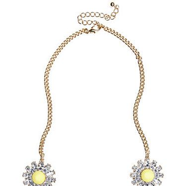 """<p>Basically, I've bought this already. And am wearing it now, in fact. With a Nike sweater, floral trousers and New Balance trainers. SPRING HAS SPRUNG.</p><p>Daisy statement necklace, £12, <a href=""""http://www.riverisland.com/women/jewellery/necklaces/Yellow-daisy-short-statement-necklace-650041"""" target=""""_blank"""">riverisland.com</a></p><p><a href=""""http://www.cosmopolitan.co.uk/fashion/shopping/spring-shoes-fashion-high-street"""" target=""""_blank"""">STEP INTO NEW SEASON: 10 PAIRS OF SPRING-LIKE SHOES</a></p><p><a href=""""http://www.cosmopolitan.co.uk/fashion/shopping/handbags-spring-fashion-high-street"""" target=""""_blank"""">NEW SEASON ARM CANDY: 12 HOT HANDBAGS</a></p><p><a href=""""http://www.cosmopolitan.co.uk/fashion/shopping/spring-fashion-trends-2014?page=1"""" target=""""_blank"""">7 BIG FASHION TRENDS FOR SPRING 2014</a></p>"""