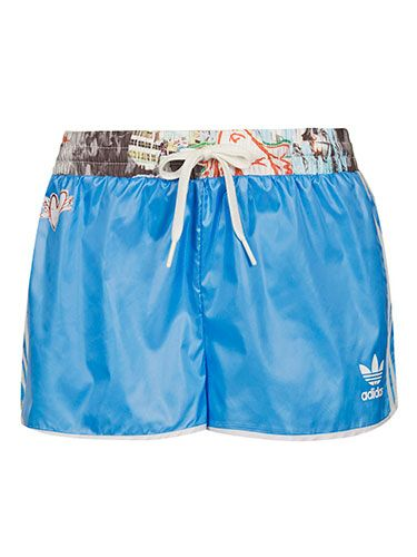 """<p>No matter how red, sweaty and out of breath you are, you'll still look awesome in these limited edition shorts from Topshop's collaboration with Adidas Originals. The collection is selling out fast, so pick up this blue pair PRONTO.</p> <p>Topshop x adidas Originals, £32, <a href=""""http://www.topshop.com/en/tsuk/product/clothing-427/topshop-x-adidas-originals-2791473/blue-runner-shorts-by-topshop-x-adidas-originals-2780072?bi=1&ps=20"""" target=""""_blank"""">topshop.com</a></p> <p><a href=""""http://www.cosmopolitan.co.uk/diet-fitness/fitness/beat-muscle-soreness-with-a-warm-up"""" target=""""_blank"""">THE RIGHT WAY TO WARM UP YOUR MUSCLES</a></p> <p><a href=""""http://www.cosmopolitan.co.uk/diet-fitness/fitness/20-minute-summer-workout"""" target=""""_blank"""">THE 20 MINUTE WORKOUT PERFECT FOR SUMMER</a></p> <p><a href=""""http://www.cosmopolitan.co.uk/diet-fitness/fitness/the-benefits-of-spinning"""" target=""""_blank"""">WHY SPINNING IS AN AMAZING WORKOUT</a></p> <p> </p>"""