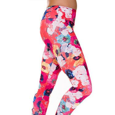 <p>The paint-splattered, arty trend is so in <em>don't you know</em>, and what's more these Monet leggings are made from super-stretchy fabric for a full range of mobility. Get lunging!</p>
