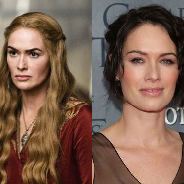 <p><strong> Plays:</strong> Cersei Baratheon</p><p><strong>Beauty style:</strong> Cersei is not very lovely in the show (we're not going to write a list of all the horrid things she's done because we really don't have the time). She does, however, have a seriously stunning mane of hair (a wig, obvs), and skin that suggests there are some bloody good facialists in King's Landing. The actress who plays her prefers a more rock chic hair do, and doesn't mind putting on a bit of rosy blush and a smile once in a while. Lovely.</p>