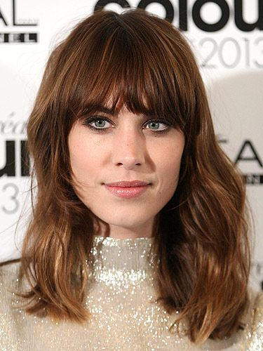 images of haircuts with bangs 37 fringe hair cuts for 2017 s hairstyle inspiration 3393