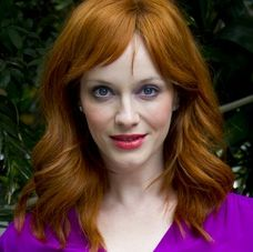 """<p>Leading the charge was foxy redhead Christina Hendricks, who worked a Charlie's Angels vibe in her purple jumpsuit.</p><p> </p><p><strong>MAD ABOUT THE MAD MEN GIRLS...</strong></p><p><a href=""""http://www.cosmopolitan.co.uk/beauty-hair/news/trends/celebrity-beauty/mad-men-season-7-premiere-beauty-hairstyles?click=main_sr"""" target=""""_blank"""">BEST IN BEAUTY AT MAD MEN SEASON SEVEN PREMIERE</a></p><p><a href=""""http://www.cosmopolitan.co.uk/fashion/news/banana-republic-mad-men-inspired-spring-collection-is-here?click=main_sr"""" target=""""_blank"""">BANANA REPUBLIC'S MAD MEN-INSPIRED COLLECTION</a></p><p><a href=""""http://www.cosmopolitan.co.uk/fashion/news/topshop-dress-beyonce-january-jones?click=main_sr"""" target=""""_blank"""">JANUARY JONES HEARTS TOPSHOP (AND SHE'S NOT THE ONLY A-LISTER)</a></p>"""