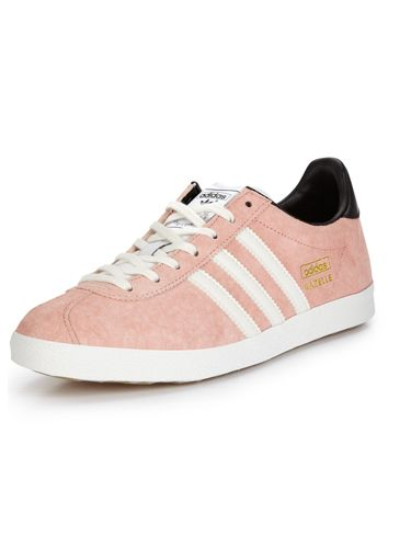 """<p>Be a 1990s shoegaze kid in a pair of lo-fi adidas plimsoles. Team with a dark floral maxi dress for a grungey vibe, or with your favourite jeans and a worn-in band tee.</p> <p>Adidas Originals Gazelle trainers, £65, <a href=""""http://www.very.co.uk/adidas-originals-gazelle-og-trainers/1334690405.prd"""" target=""""_blank"""">Very.co.uk</a></p> <p><a href=""""http://www.cosmopolitan.co.uk/fashion/shopping/how-to-style-the-midi-skirt-trend-top-tips"""" target=""""_blank"""">10 WAYS TO STYLE THE MIDI SKIRT</a></p> <p><a href=""""http://www.cosmopolitan.co.uk/fashion/shopping/Kate-Moss-Topshop-collection-spring-summer-2014-best-pieces"""" target=""""_blank"""">KATE MOSS FOR TOPSHOP: THE EDIT</a></p> <p><a href=""""http://www.cosmopolitan.co.uk/fashion/shopping/how-to-wear-boyfriend-jeans"""" target=""""_blank"""">BOYFRIEND JEANS: THE NEED-TO-KNOW</a></p>"""