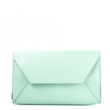 """<p>Look spring fresh with this envelope-style clutch in mint green. A detachable strap transforms it into a crossover bag for daytime ease.</p><p>Mint envelope clutch, £22.50, <a href=""""http://www.accessoryo.com/mint-envelope-style-clutch-bag"""" target=""""_blank"""">accessoryo.com</a></p><p><a href=""""http://www.cosmopolitan.co.uk/fashion/shopping/how-to-style-the-midi-skirt-trend-top-tips"""" target=""""_blank"""">10 WAYS TO STYLE THE MIDI SKIRT</a></p><p><a href=""""http://www.cosmopolitan.co.uk/fashion/shopping/Kate-Moss-Topshop-collection-spring-summer-2014-best-pieces"""" target=""""_blank"""">KATE MOSS FOR TOPSHOP: THE EDIT</a></p><p><a href=""""http://www.cosmopolitan.co.uk/fashion/shopping/how-to-wear-boyfriend-jeans"""" target=""""_blank"""">BOYFRIEND JEANS: THE NEED-TO-KNOW</a></p>"""