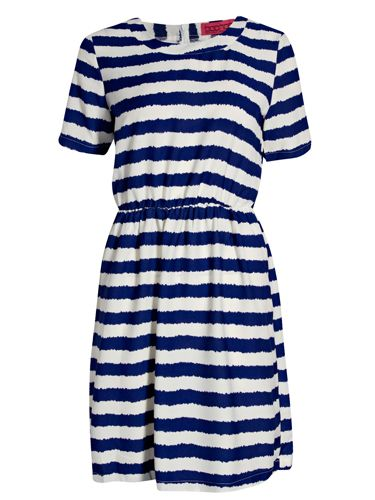 "<p>Breton stripes will never date, and this ultra-wearable T-shirt dress is more laid-back than preppy.</p> <p>Selma sketchy stripe dress, £12, <a href=""http://www.boohoo.com/restofworld/clothing/dresses/icat/day-dresses/selma-sketchy-stripe-print-smock-dress/invt/azz37806"" target=""_blank"">Boohoo.com</a></p> <p><a href=""http://www.cosmopolitan.co.uk/fashion/shopping/how-to-style-the-midi-skirt-trend-top-tips"" target=""_blank"">10 WAYS TO STYLE THE MIDI SKIRT</a></p> <p><a href=""http://www.cosmopolitan.co.uk/fashion/shopping/Kate-Moss-Topshop-collection-spring-summer-2014-best-pieces"" target=""_blank"">KATE MOSS FOR TOPSHOP: THE EDIT</a></p> <p><a href=""http://www.cosmopolitan.co.uk/fashion/shopping/how-to-wear-boyfriend-jeans"" target=""_blank"">BOYFRIEND JEANS: THE NEED-TO-KNOW</a></p>"