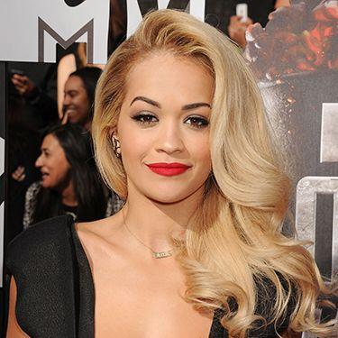 "<p>Rita Ora gets double points for this red carpet look - bold, red lip + deep, loose waves = Hollywood superstar. </p><p><a href=""http://www.cosmopolitan.co.uk/fashion/celebrity/MTV-Movie-Awards-2014-rihanna-rita-ora-red-carpet"" target=""_blank"">MTV MOVIE AWARDS 2014: RED CARPET LOOKS</a></p><p><a href=""http://www.google.co.uk/url?sa=t&rct=j&q=&esrc=s&source=web&cd=6&cad=rja&uact=8&ved=0CEoQFjAF&url=http%3A%2F%2Fwww.cosmopolitan.co.uk%2Fcelebs%2Fentertainment%2Foscars-2014-red-carpet-arrivals-live-stream&ei=-ARMU6rsEdSV7AbJ24GIDQ&usg=AFQjCNHAjMIOQ_R-jxQVHnzYzfGtg-NJAQ&bvm=bv.64542518,d.d2k"" target=""_blank"">OSCARS 2014 RED CARPET LIVE</a></p><p><a href=""http://www.google.co.uk/url?sa=t&rct=j&q=&esrc=s&source=web&cd=9&cad=rja&uact=8&ved=0CF8QFjAI&url=http%3A%2F%2Fwww.cosmopolitan.co.uk%2Fbeauty-hair%2Fnews%2Ftrends%2Fcelebrity-beauty%2Fcelebrity-beauty-prep-baftas-2014&ei=-ARMU6rsEdSV7AbJ24GIDQ&usg=AFQjCNHaJzJcqXXOCWwO26B2vH1h_C4bqw&bvm=bv.64542518,d.d2k"" target=""_blank"">THE EXTENSIVE PRE-BAFTAS BEAUTY PREP</a></p>"