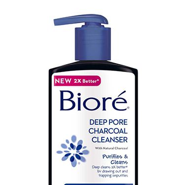 "<p>Sure, it may be coming into contact with your skin, but it's wise to remember a cleanser will be going down the drain. So, skip the fussy, pricey stuff and grab one that reaches deep&#x3B; <a href=""http://www.boots.com/en/Biore-Deep-Pore-Charcoal-Cleanser-200ml_1461282/"" target=""_blank"">Biore Deep Pore Charcoal Cleanser</a> feels cooling on tired skin.</p>