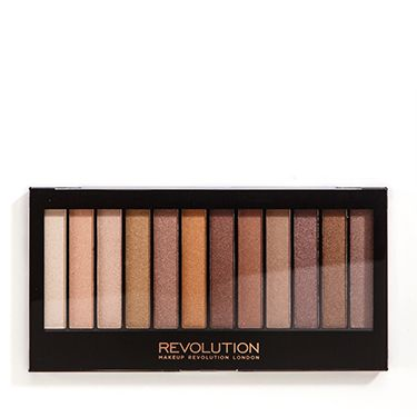 "<p>Some of the budget pigments can be as good as the premium, which means, if you shop around, you'll get good eyeshadows for less. The <a href=""http://www.superdrug.com/eye-make-up/makeup-revolution-redemption-palette-iconic-3/invt/979710"" target=""_blank"">Makeup Revolution Iconic 3 Palette</a> is utter genius – a 12-pan bar of wearable neutrals everyone needs in their kit.</p>