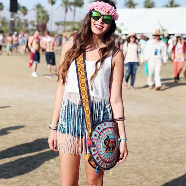 """<p>Paired with denim hotpants or jeans, a fringed vest will keep you cool&#x3B; add a printed or beaded bag for a quick colour injection. </p><p><a href=""""http://www.cosmopolitan.co.uk/fashion/celebrity/coachella-festival-2014-celebrities"""" target=""""_blank"""">BEST DRESSED CELEBRITIES AT COACHELLA 2014</a></p><p><a href=""""http://www.cosmopolitan.co.uk/fashion/celebrity/MTV-Movie-Awards-2014-rihanna-rita-ora-red-carpet"""" target=""""_blank"""">MTV MUSIC AWARDS 2014 RED CARPET HITS</a></p><p><a href=""""http://www.cosmopolitan.co.uk/fashion/shopping/10-forever-pieces-you-need-in-your-wardrobe"""" target=""""_blank"""">THE FOREVER PIECES YOUR WARDROBE NEEDS</a></p><div> </div>"""