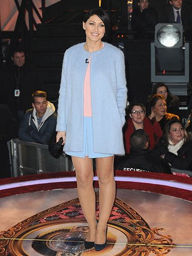 "<p>Powder blue coat, check. Pastel pink top check. Matching blue skirt, check. Willis is getting top marks for her spring ensemble.</p> <p><a href=""http://www.cosmopolitan.co.uk/fashion/shopping/10-wedding-guest-outfits-from-the-high-street"" target=""_blank"">TEN WEDDING GUEST OUTFITS FROM THE HIGH STREET</a></p> <p><a href=""http://www.cosmopolitan.co.uk/fashion/shopping/celebrity-ad-campaigns-spring-summer-2014-rihanna-lady-gaga-jennifer-lawrence"" target=""_blank"">CELEBRITY SS14 FASHION CAMPAIGNS</a></p> <p><a href=""http://www.cosmopolitan.co.uk/fashion/shopping/Street-style-london-spring-trends-2014-pictures"" target=""_blank"">SPRING STREET STYLE INSPIRATION</a></p>"