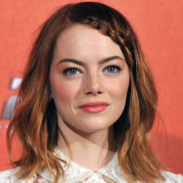 <p>Work through that awkward, in-between phase by braiding a grown-out fringe&#x3B; messy meets pretty with this feminine style and it's so easy to do.</p>