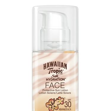 "<p>If there's one scent that takes us back to the beach, it's Hawaiian Tropic creams&#x3B; the whole line-up of SPFs smells like all of our holidays. And now they've taken that great formula and turned it into a plush day cream, which not only keeps skin well moisturised, but protects it at the same time. <br /><br /><a href=""http://www.boots.com/en/HawaiianTropic-Silk-Hydration-Face-SPF30-50ml_1421417/%20"" target=""_blank"">Hawaiian Tropic Silk Hydration Face, £11.99</a></p>