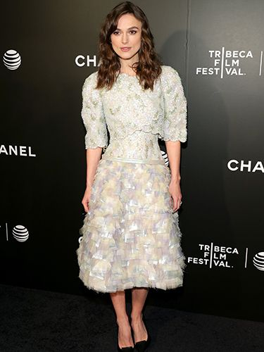 "<p>Keira Knightley opted for Chanel Couture at the closing night of the festival; could we love this jewel encrusted, organza layered dress any more?</p> <p><a href=""http://www.cosmopolitan.co.uk/fashion/shopping/What-to-pack-for-the-festivals-glastonbury-primavera"" target=""_blank"">FESTIVAL PACKING ESSENTIALS</a></p> <p><a href=""http://www.cosmopolitan.co.uk/fashion/shopping/10-wedding-guest-outfits-from-the-high-street"" target=""_blank"">10 WEDDING GUEST OUTFITS</a></p> <p><a href=""http://www.cosmopolitan.co.uk/fashion/shopping/Coachella-festival-street-style-2014-pictures"" target=""_blank"">COACHELLA STREET STYLE</a></p>"