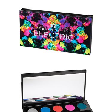 """<p>This neon palette means business when it comes bold makeup&#x3B; the shades are super pigmented and the pay-off is second to none. And while it might look scary at first, it ticks the trend boxes and pushes you to really play with your summer beauty look.<br /><br />First up, why not work that bottom left blue as a neon eyeliner? Smudged into the lashline, it pairs up well with the silver on lids. It also looks really pretty with the purple in the crease, though these deep purples also work well blended for a sleek aubergine eye. <br /><br />Not to mention, the green shades slot right into the on trend aqua look, and you can blend them together with a little yellow to adjust the colour as you like. We've also found the pink and red make pretty blusher shades, just be sure to really blend them down for a rosy, polished flush.</p><p><a href=""""http://www.debenhams.com/webapp/wcs/stores/servlet/prod_10701_10001_123932033599_-1"""" target=""""_blank"""">Urban Decay Electric Pressed Pigment Palette, £38</a></p>"""