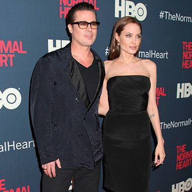 """<p>Despite her slight makeup malfunction, Maleficent actress Angelina looked flawless in a strapless LBD and with our fave accessory, Brad Pitt. Natch.</p><p><a href=""""http://www.cosmopolitan.co.uk/fashion/shopping/celebs-looking-amazing-in-leather-trousers"""" target=""""_blank"""">HOW TO WEAR LEATHER TROUSERS</a></p><p><a href=""""http://www.cosmopolitan.co.uk/fashion/shopping/15-times-caroline-flack-looked-amazing"""" target=""""_blank"""">15 TIMES CAROLINE FLACK LOOKED AMAZING</a></p><p><a href=""""http://www.cosmopolitan.co.uk/fashion/shopping/how-to-shop-for-vintage-clothes-expert-tips"""" target=""""_blank"""">HOW TO SHOP FOR VINTAGE CLOTHES</a></p>"""