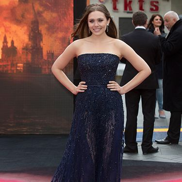 """<p>Could we love Elizabeth Olsen's style anymore? From the sidewalks of Manhattan to the red carpet she looks incredible. Here she is looking gorgeous at the London premiere of Godzilla in a dazzling Elie Saab gown.</p><p><a href=""""http://www.cosmopolitan.co.uk/fashion/shopping/celebs-looking-amazing-in-leather-trousers"""" target=""""_blank"""">HOW TO WEAR LEATHER TROUSERS</a></p><p><a href=""""http://www.cosmopolitan.co.uk/fashion/shopping/15-times-caroline-flack-looked-amazing"""" target=""""_blank"""">15 TIMES CAROLINE FLACK LOOKED AMAZING</a></p><p><a href=""""http://www.cosmopolitan.co.uk/fashion/shopping/how-to-shop-for-vintage-clothes-expert-tips"""" target=""""_blank"""">HOW TO SHOP FOR VINTAGE CLOTHES</a></p>"""