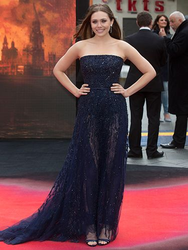 "<p>Could we love Elizabeth Olsen's style anymore? From the sidewalks of Manhattan to the red carpet she looks incredible. Here she is looking gorgeous at the London premiere of Godzilla in a dazzling Elie Saab gown.</p> <p><a href=""http://www.cosmopolitan.co.uk/fashion/shopping/celebs-looking-amazing-in-leather-trousers"" target=""_blank"">HOW TO WEAR LEATHER TROUSERS</a></p> <p><a href=""http://www.cosmopolitan.co.uk/fashion/shopping/15-times-caroline-flack-looked-amazing"" target=""_blank"">15 TIMES CAROLINE FLACK LOOKED AMAZING</a></p> <p><a href=""http://www.cosmopolitan.co.uk/fashion/shopping/how-to-shop-for-vintage-clothes-expert-tips"" target=""_blank"">HOW TO SHOP FOR VINTAGE CLOTHES</a></p>"