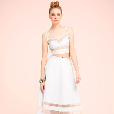 """<p>A massive trend seen on the catwalks for Spring/Summer 14 was organza detailing. We love this white one with its high waist and volumnous skirt.</p><p>Organza skirt, £39, <a href=""""http://www.missselfridge.com/en/msuk/product/clothing-299047/skirts-299062/midi-maxi-2542031/organza-skirt-2923099?refinements=category~%5b1518185%7c208052%5d&bi=1&ps=40"""" target=""""_blank"""">Miss Selfridge</a></p><p><a href=""""http://www.cosmopolitan.co.uk/fashion/shopping/how-to-shop-for-vintage-clothes-expert-tips"""" target=""""_blank"""">HOW TO SHOP FOR VINTAGE CLOTHES </a></p><p><a href=""""http://www.cosmopolitan.co.uk/fashion/shopping/10-wedding-guest-outfits-from-the-high-street"""" target=""""_blank"""">TOP TEN WEDDING GUEST OUTFITS</a></p><p><a href=""""http://www.cosmopolitan.co.uk/fashion/shopping/celebs-looking-amazing-in-leather-trousers"""" target=""""_blank"""">HOW TO STYLE LEATHER TROUSERS</a></p>"""