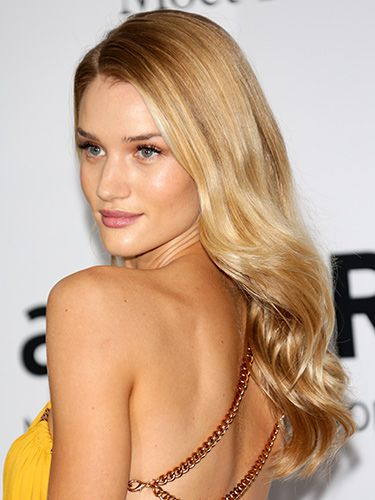 "<p>At the annual amfAR's Cinema Against AIDS Gala, Rosie H-W nailed sunny, golden goddess beauty. Her glossy blonde waves mirrored her gleaming complexion a treat. Pure gold.</p> <p><a href=""http://www.cosmopolitan.co.uk/beauty-hair/news/styles/celebrity/cannes-choppard-party-wedding-hair-ideas"" target=""_blank"">INSANELY GOOD WEDDING HAIR INSPO AT CANNES</a></p> <p><a href=""http://www.cosmopolitan.co.uk/beauty-hair/news/trends/celebrity-beauty/millie-mackintosh-tv-baftas-hair-makeup"" target=""_self"">THE HOTTEST HAIRSTYLES AT THE BAFTAS</a></p> <p><a href=""http://www.cosmopolitan.co.uk/beauty-hair/news/styles/celebrity/ellie-goulding-hair-cut-long-bob"" target=""_blank"">ELLIE GOULDING'S COOL NEW LONG BOB</a></p>"