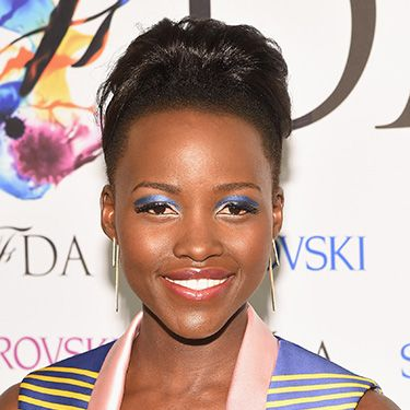 """<p>Here's how to do aquatic eyes in a cool, wearable way&#x3B; work a vibrant bolt of blue in a slick brightening line. Lupita's approach sees a shimmering hue etched richly through the crease, while you could also wear the same colour along the lower lashline.</p><p><a href=""""http://www.cosmopolitan.co.uk/fashion/news/rihanna-see-through-dress-CFDAS"""" target=""""_blank"""">YOU HAVE TO SEE RIHANNA'S CFDA OUTFIT</a></p><p><a href=""""http://www.cosmopolitan.co.uk/beauty-hair/news/styles/hair-trends-spring-summer-2014?click=main_sr"""" target=""""_blank"""">THE HUGE HAIR TRENDS FOR 2014</a></p><p><a href=""""http://www.cosmopolitan.co.uk/beauty-hair/news/trends/spring-summer-2014-beauty-trends?click=main_sr"""" target=""""_blank"""">SPRING/SUMMER 2014 BEAUTY TRENDS REPORT</a></p>"""